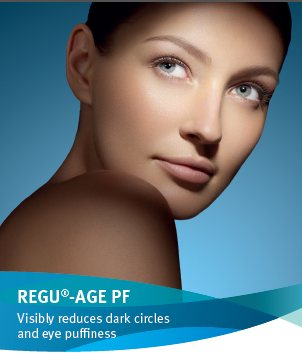 Regu-age visibly reduces dark circles and eye puffiness